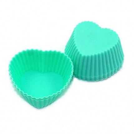 Набор форм для кексов Fissman BW-6699-6 6 шт индиго, фото 2