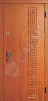 Дверь входная Саган 850х2030;950х2030 мм металл-МДФ №21