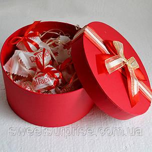 """Подарок для любимой из конфет """"Raffaello"""" , фото 2"""