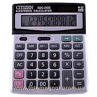 Калькулятор настольный бухгалтерский  CITIZEN CITIZEN 240