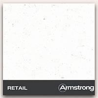 Подвесной потолок плита Армстронг Retail Tegular 600х600 x 14 мм