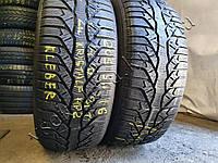 Зимние шины бу 205/55 R16 Kleber