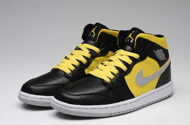 Баскетбольные кроссовки Nike Air Jordan 1