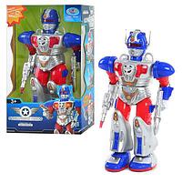 Игрушечный робот Joy Toy 9630 (звук,свет)