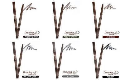 Карандаш для бровей Etude House Drawing Eye Brow Pencil