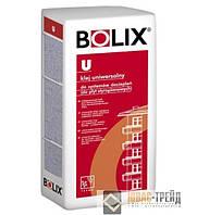 ТМ BOLIX U - универсальный клей для систем утепления (для пенополистир. плит)(Польша) (ТМ Болик У),25 кг
