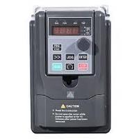 Преобразователи частоты Alpha 0.4 кВт ~220В