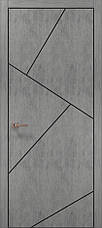 Двери Папа Карло, Полотно, PLATO 15, фото 3