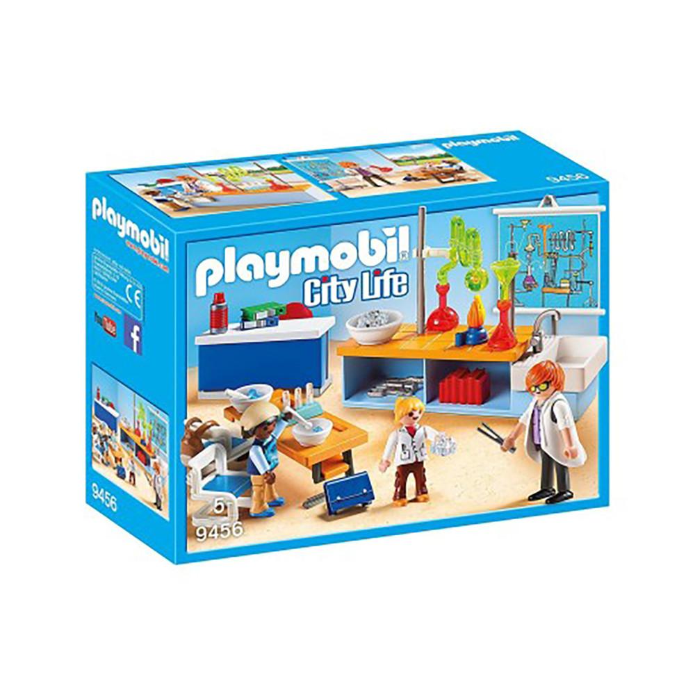 """Игровой набор """"Кабинет химии"""" Playmobil (4008789094568)"""