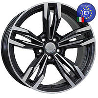WSP Italy BMW W683 ITHACA R20 W10 PCD5X120 ET34 DIA74,1 ANTHRACITE POLISHED