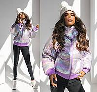 Куртка жіноча в кольорах 80250, фото 1