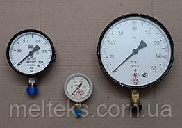 Манометри високого тиску від 60 до 6000 атм (ціни в тексті опису)