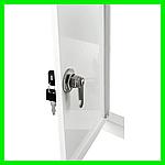 Люк ревізійний накладний під індивідуальний ключ. 300*300мм, фото 2