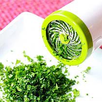Ручний подрібнювач - млинок для зелені