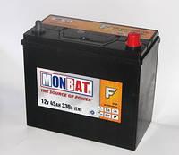 Аккумулятор Monbat 6СТ-45 SMF Азия Евро