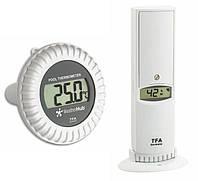 Датчик температуры/влажности + датчик бассейна TFA WeatherHub(30331002)