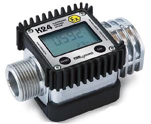 """Лічильник обліку палива K24-A M/F 1"""" BSP (PIUSI) Дизель."""