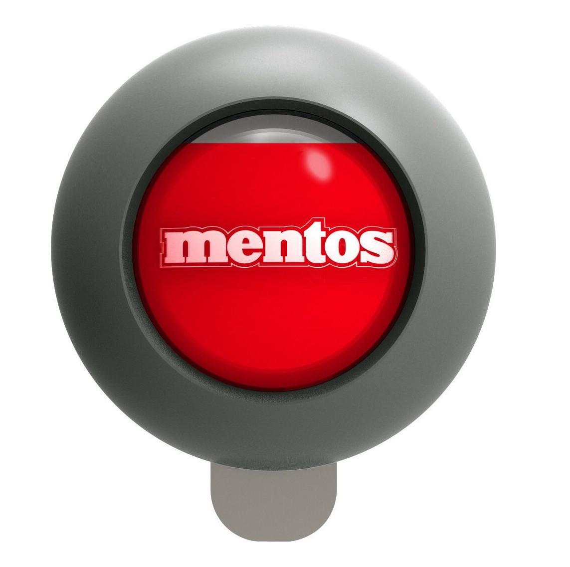 Ароматизатор мембрана на дефлектор полуниця Mentos MNT903