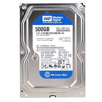 Винчестер 500GB Western Digital WD5000AAKX SATA III, 7200rpm, 16MB