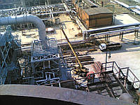 Производство металлоконструкций сооружений