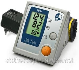 Автоматический говорящий тонометр на плечо LD3s для слепых и слабовидящих увеличенная манжета 25-36 см.