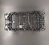 Силуміновий каркас, рама для Xiaomi ninebot Mini, ninebot mini PRO, фото 3