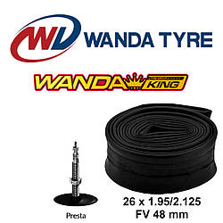 Камера Wanda King 26 x 1.95/2.125 FV 48 мм