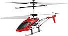 Вертолёт Syma с 2,4 Ггц управлением, светом, барометром и гироскопом 22 см 2 цвета (S107H), фото 2