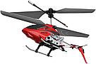 Вертолёт Syma с 2,4 Ггц управлением, светом, барометром и гироскопом 22 см 2 цвета (S107H), фото 4