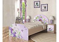 """Кровать детская Вальтер """"Природа"""""""