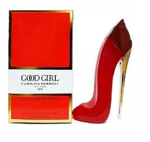 Женская парфюмерная вода Carolina Herrera Good Girl Red, 100 мл