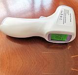 Термометр безконтактный для измерения температуры тела / поверхности / окружающей среды, фото 2