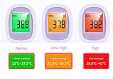 Термометр безконтактный для измерения температуры тела / поверхности / окружающей среды, фото 5