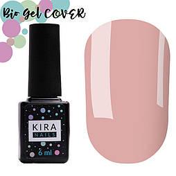 Біо гель Kira Nails Bio Gel Cover (бежево-рожевий), 6 мл