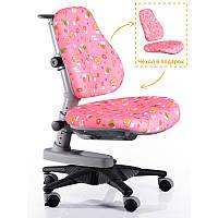 Детское кресло Mealux Newton на колёсиках анатомическое вращается, фото 1