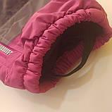 Детский зимний термокомбинезон Alpine розовый, фото 4