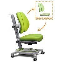 Детское кресло Mealux Stanford Duo зеленое, фото 1