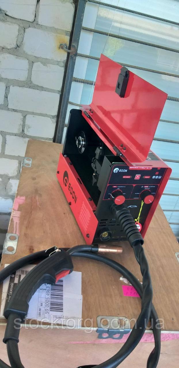Зварювальний напівавтомат Edon SmartMIG-275 (+MMA)