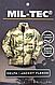 Куртка чоловіча флісова DELTA-JACKET FLEE Mil Tec камуфляж мультикам Multicam Німеччина, фото 4
