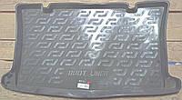 Коврик багажника AVEO 2 с 2011- хэтчбэк