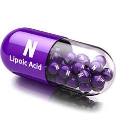 Вітамін N (альфа-ліпоєва кислота)
