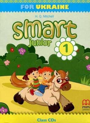 Smart Junior for UKRAINE 1 Class Audio CD