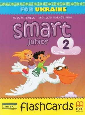 Smart Junior for UKRAINE 2 Flash Cards