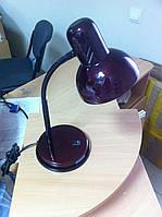 Настольная лампа  Loga ligt на подставке с гибким стержнем LOGA цвета в ассортименте