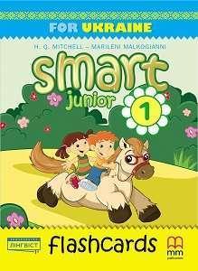 Smart Junior for UKRAINE 1 Flash Cards