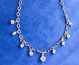 Ожерелье фирмы Xuping позолота  (color 2), фото 2