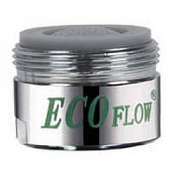Водосберегающая насадка аэратор на кран Eco Flow