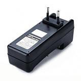 Зарядний пристрій на 2 акумулятора 18650 3,7 v, фото 2