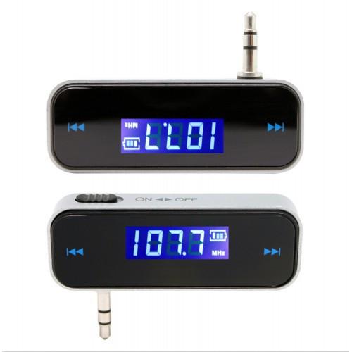 Авто FM модулятор трансмиттер для телефонов