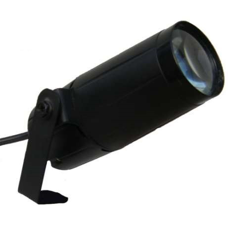 Пинспот, прожектор для зеркального шара, синий свет